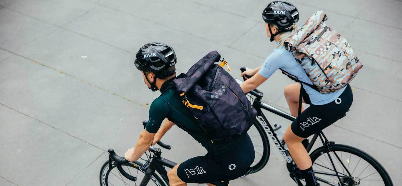 The Pedla X Crumpler Collaboration