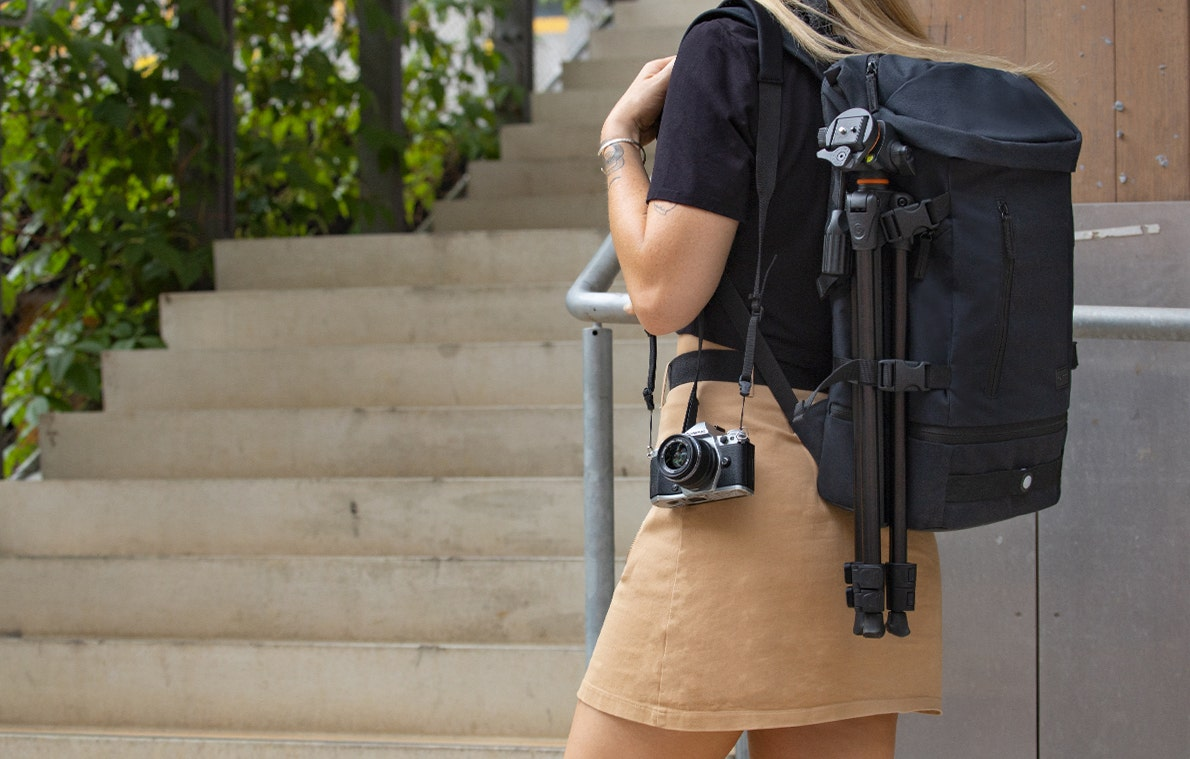 Photography Bags are Back