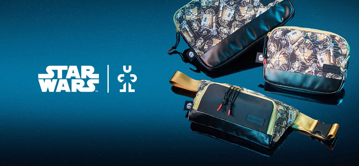 Star Wars X Crumpler – A Match Made a Long Time Ago, In a Galaxy Far, Far Away